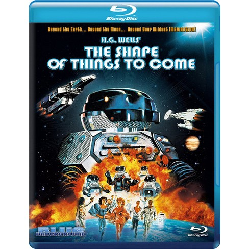 The Shape Of Things To Come (Blu-ray) - image 1 of 1