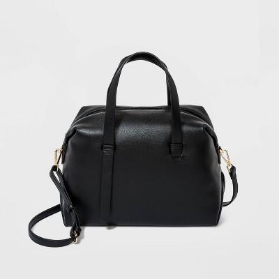Soft Satchel Handbag - A New Day™
