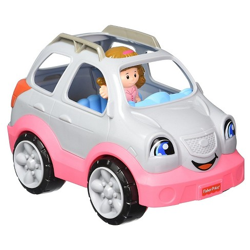 Fisher-Price Little People All Around Car - image 1 of 14