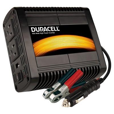 Duracell 400 Watt High Power Inverter