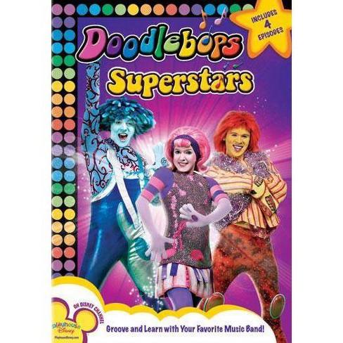 Doodlebops: Superstars (DVD) - image 1 of 1