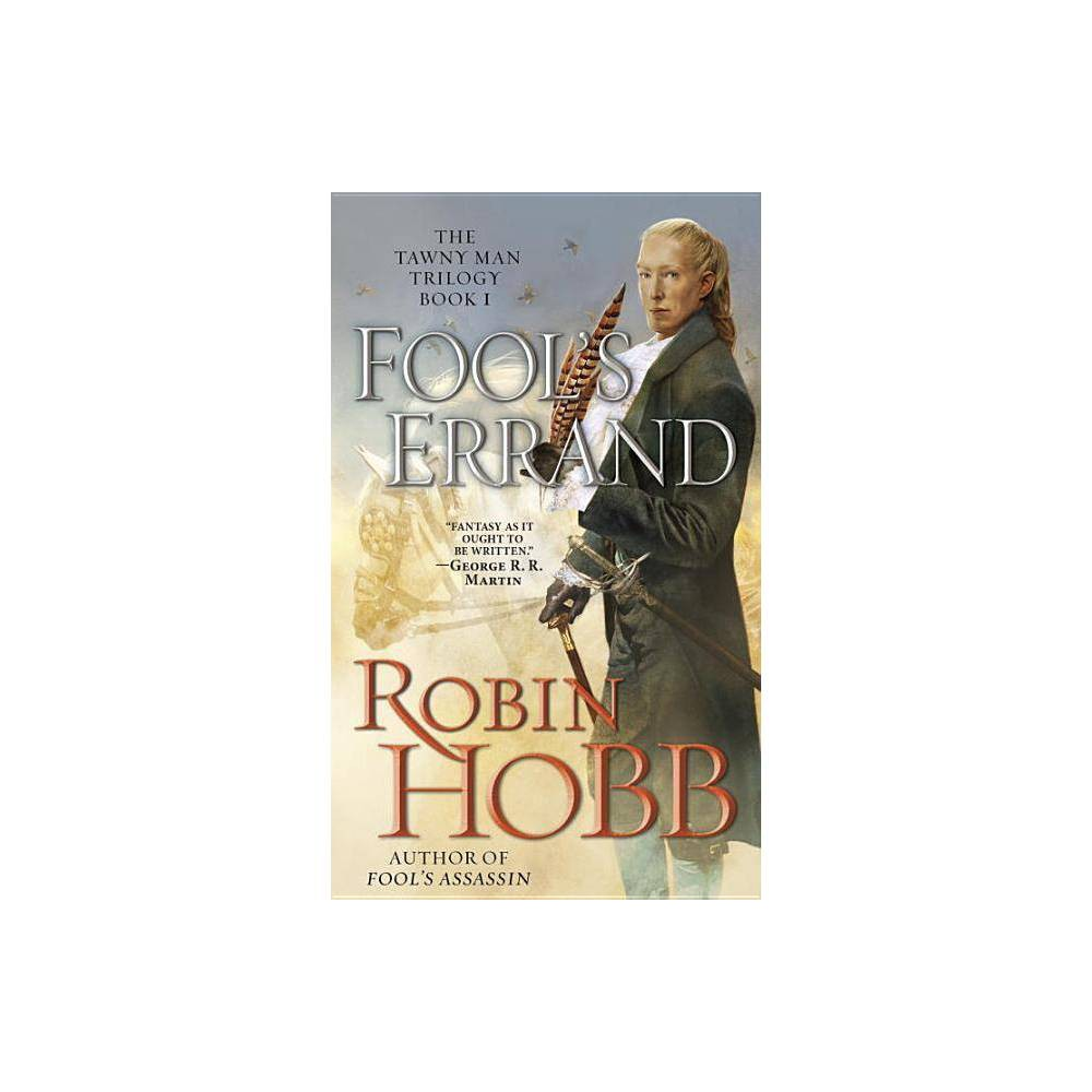 Fool S Errand Tawny Man Trilogy By Robin Hobb Paperback