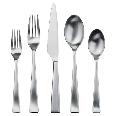 Gourmet Silverware Settings Hotel 20 Piece Silverware Silverware Set