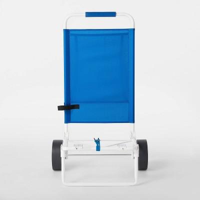 Go Cart Beach Cart - Parrish Blue - Sun Squad™