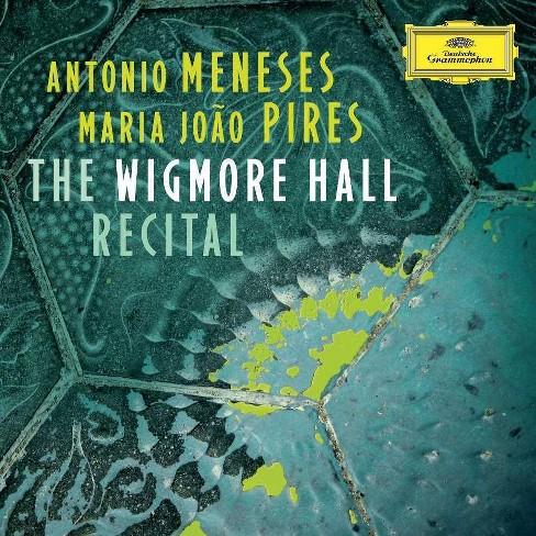 Antonio Meneses - Wigmore Hall Recital (CD) - image 1 of 1