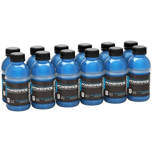 POWERADE ION4 Mountain Berry Blast Sports Drink - 12pk/12 fl oz Bottles - image 1 of 4