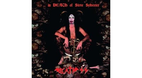 Death Ss - In Death Of Steve Sylvester (CD) - image 1 of 1