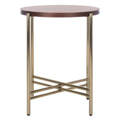 Cassie End Table Natural - Safavieh