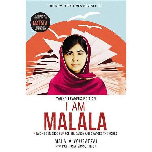 I Am Malala - by  Malala Yousafzai (Hardcover) - image 1 of 1