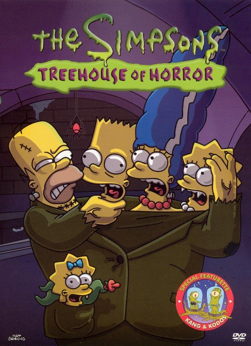Simpsons:Treehouse of horror (DVD) - image 1 of 1