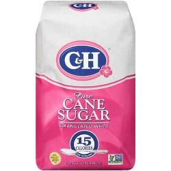 C&H Pure Cane Sugar - 4lbs