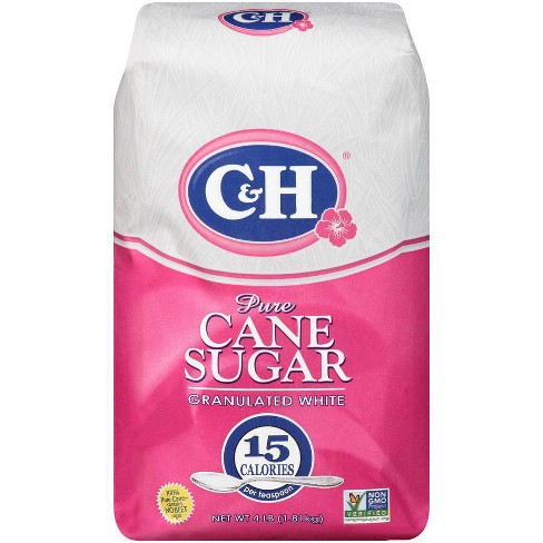 C&H Pure Cane Sugar - 4lbs - image 1 of 4