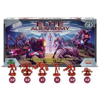 Elite Alien Army Board Game