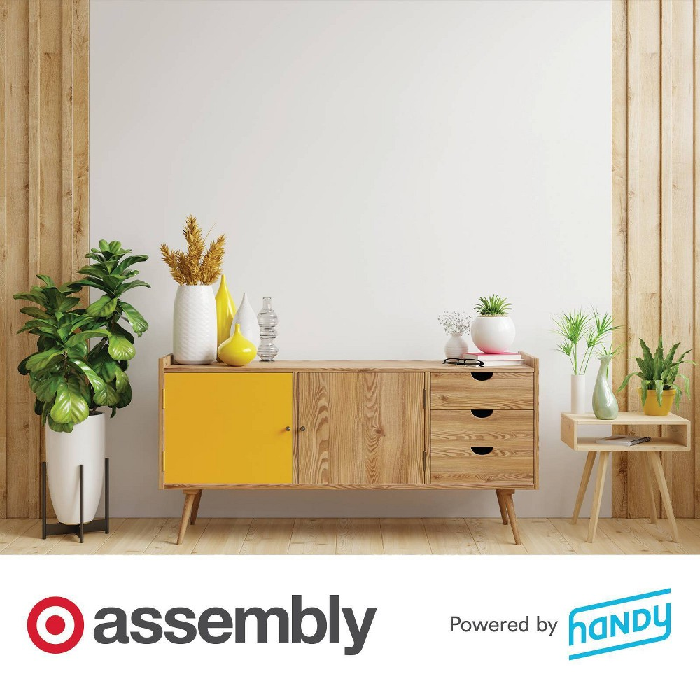 Sideboard 38 Buffet Table Assembly Powered By Handy