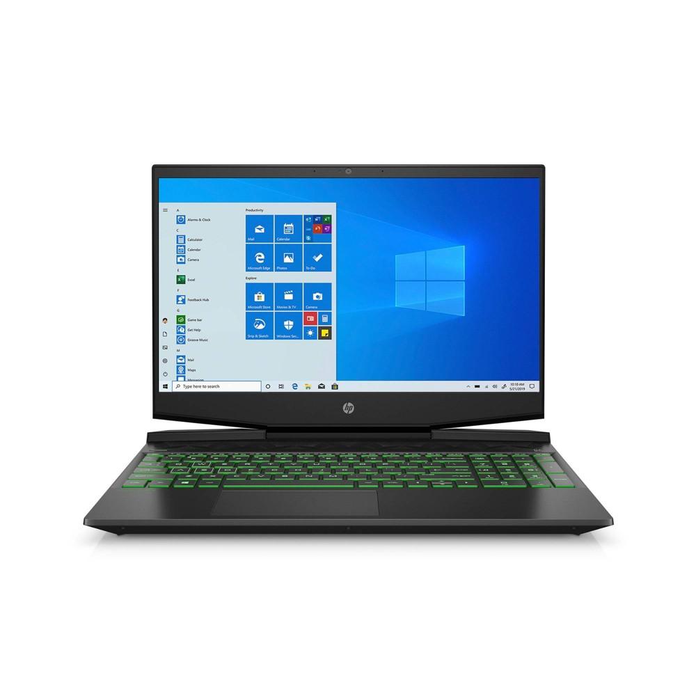 "HP 15-dk1035nr 15.6"" Pavilion Gaming Laptop - Intel Core i5-10300H - Nvidia GeForce GTX1050"