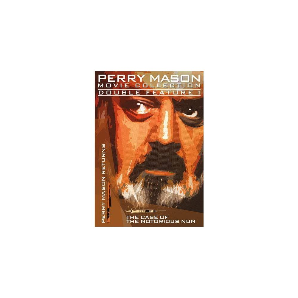 Perry Mason Double Feature: Perry Mason Returns / Case of Notorious Nun (DVD)
