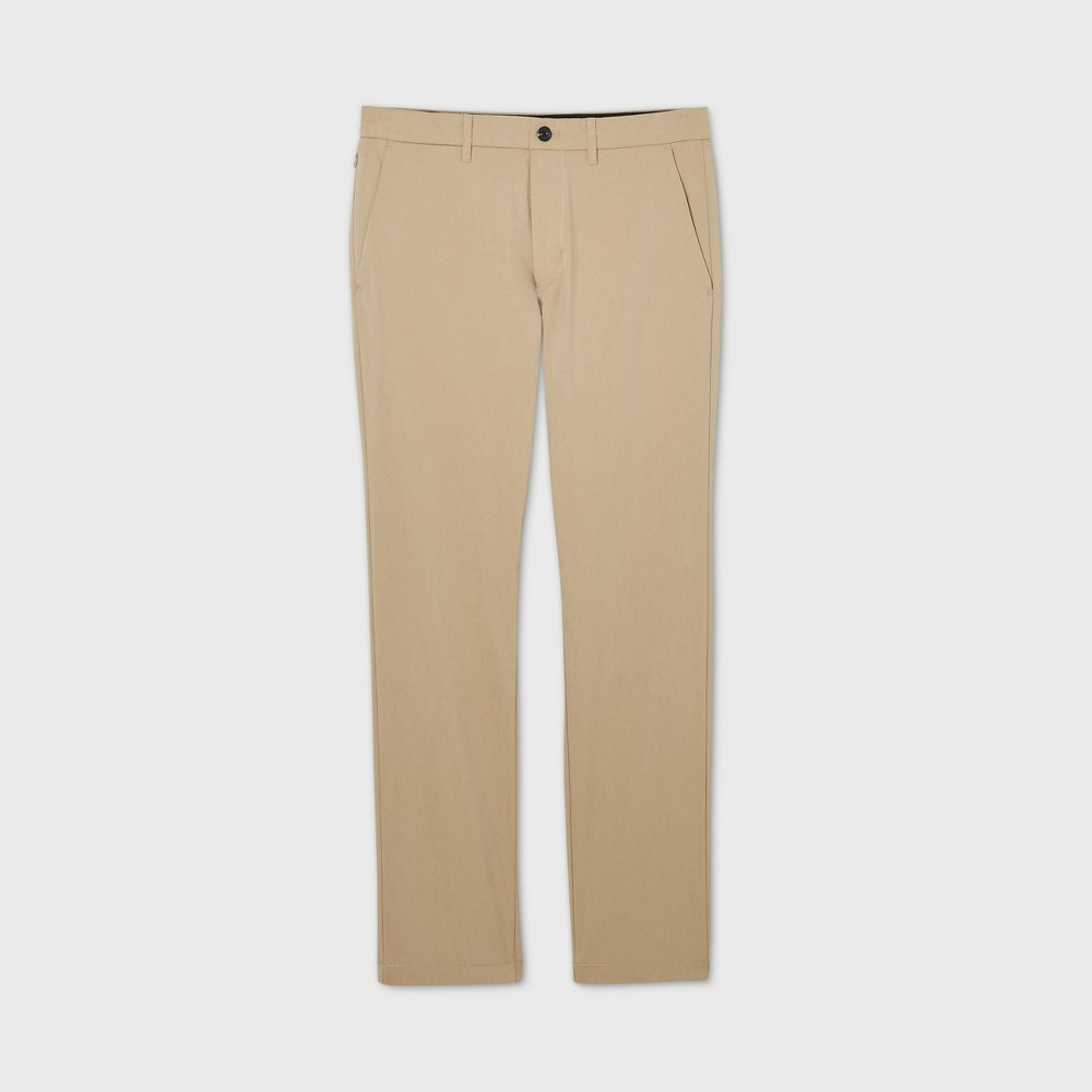 Top Men's Athletic Fit Hennepin Tech Chino Pants - Goodfellow & Co™