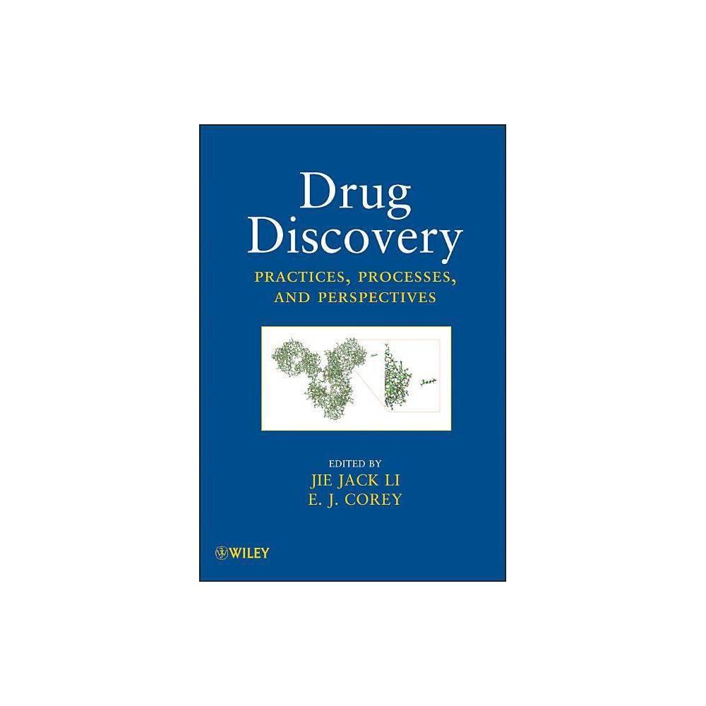 Drug Discovery By Jie Jack Li E J Corey Hardcover