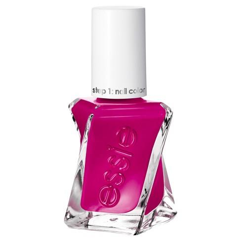 essie Gel Couture Nail Polish - V.I.Please - 0.46 fl oz - image 1 of 3