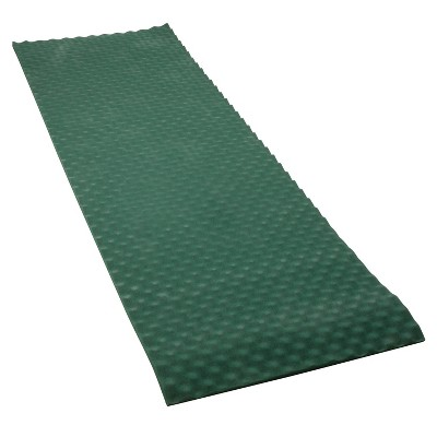 Coleman Convoluted Twin Size Camp Pad - Green