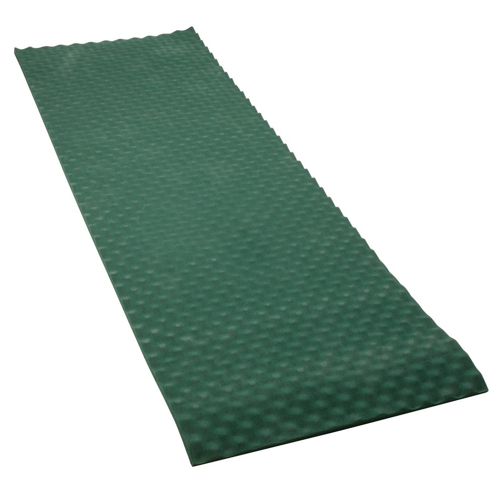 Image of Coleman Convoluted Camp Pad - Green, Beige