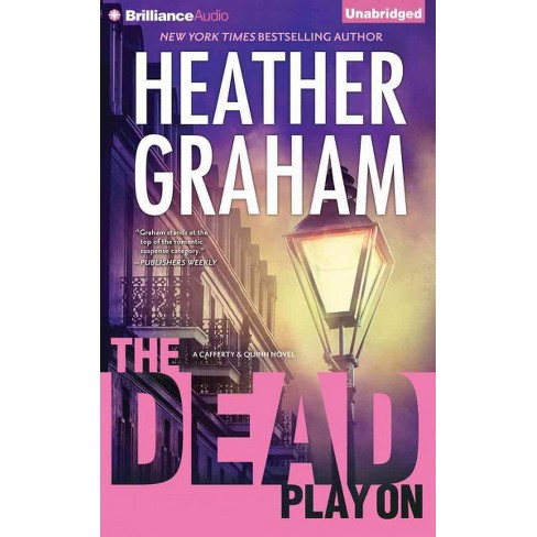 Dead Play On Unabridged Cdspoken Word Heather Graham Target