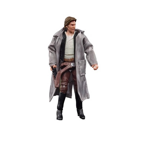 Star Wars The Vintage Collection Han Solo (Endor) - image 1 of 2