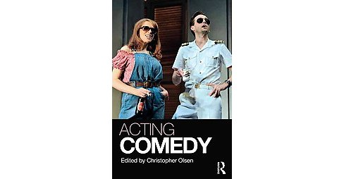 Acting Comedy (Paperback) - image 1 of 1
