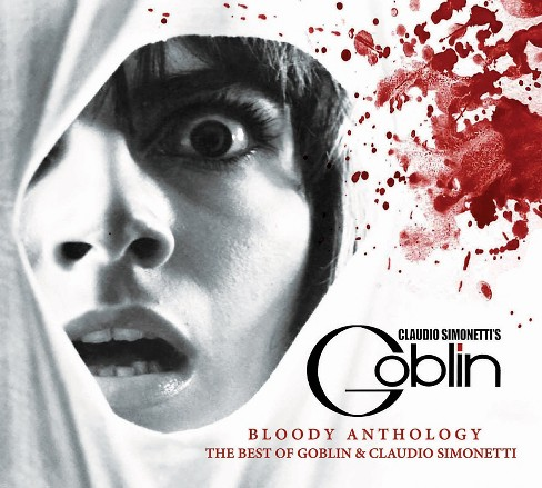 Claudio simonetti - Bloody anthology (Ost) (CD) - image 1 of 1