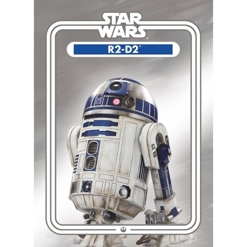 NMR Distribution Star Wars R2-D2 2.5 x 3.5 Inch Flat Magnet - image 1 of 1