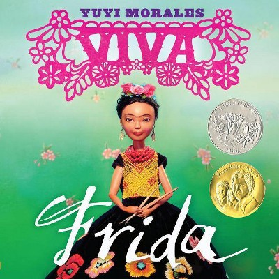 Viva Frida - by Yuyi Morales (Hardcover)