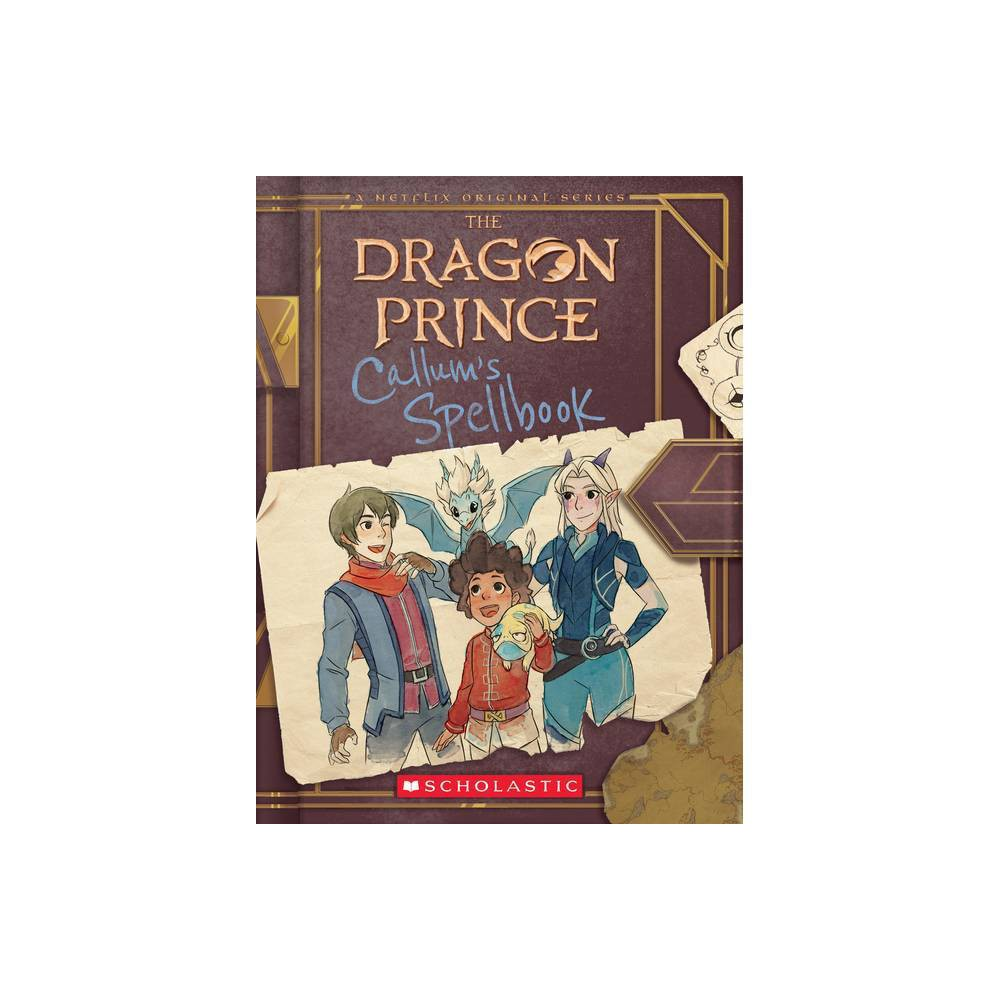 Callum S Spellbook Dragon Prince 1 By Tracey West Paperback