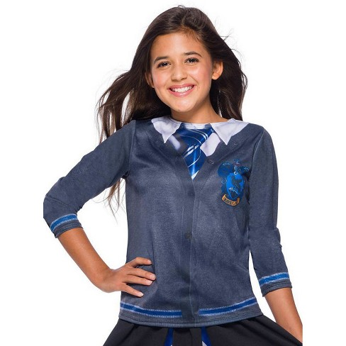 Harry Potter Ravenclaw Kids Costume Top