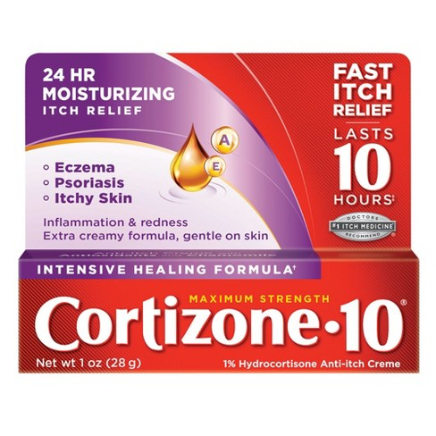 Cortizone 10 Intensive Healing Anti-Itch Crème - image 1 of 3