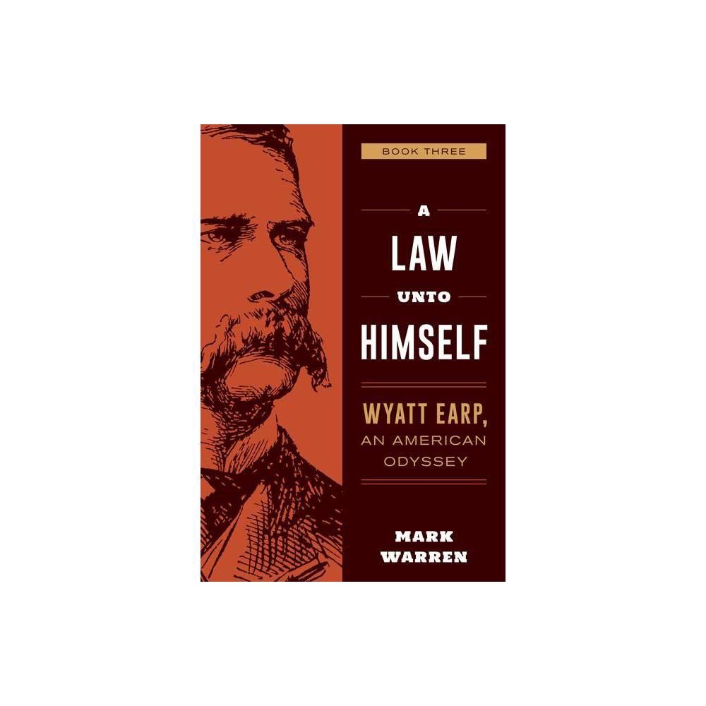 A Law Unto Himself By Mark Warren Paperback