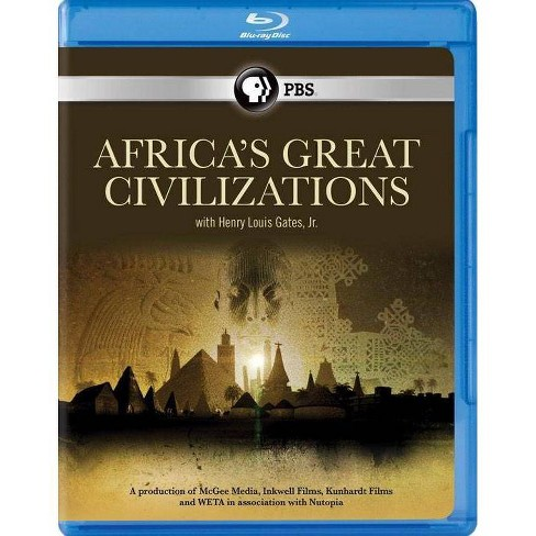 Africa's Great Civilzations (Blu-ray) - image 1 of 1