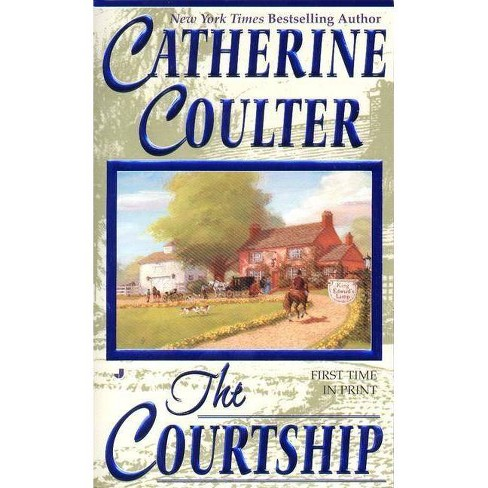 The Courtship - (Bride (Paperback)) by  Catherine Coulter (Paperback) - image 1 of 1