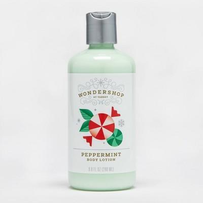 Peppermint Candy Body Lotion - 9.8 fl oz - Wondershop™