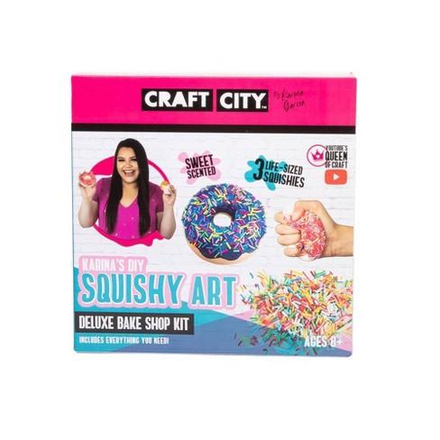 Karina Garcia DIY Squishy Art Bake Shop by Craft City - image 1 of 4