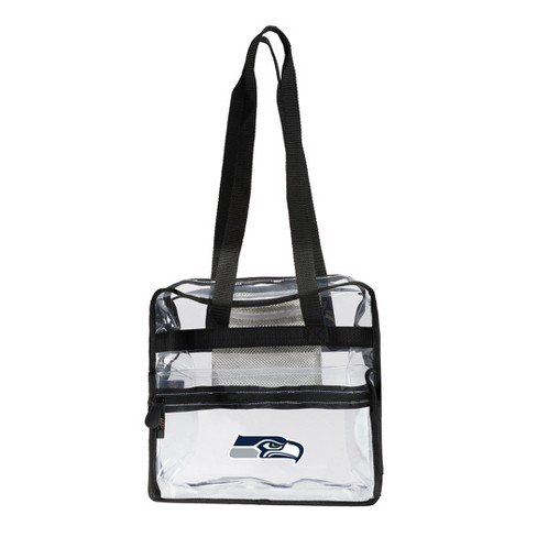 NFL Seattle Seahawks The Northwest Co. Clear Zone Stadium Tote - image 1 of 1