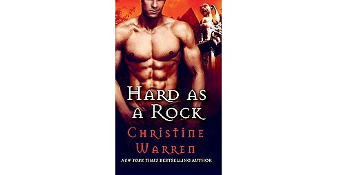 Hard As a Rock (Paperback) (Christine Warren) - image 1 of 1