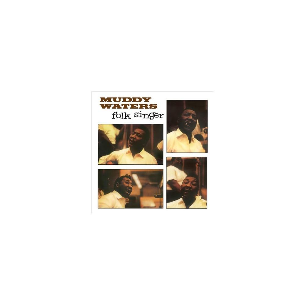 Muddy Waters - Folk Singer (Vinyl)