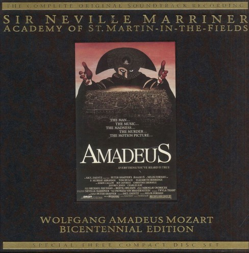 Academy of st. marti - Amadeus (Ost)-special edition (CD) - image 1 of 2