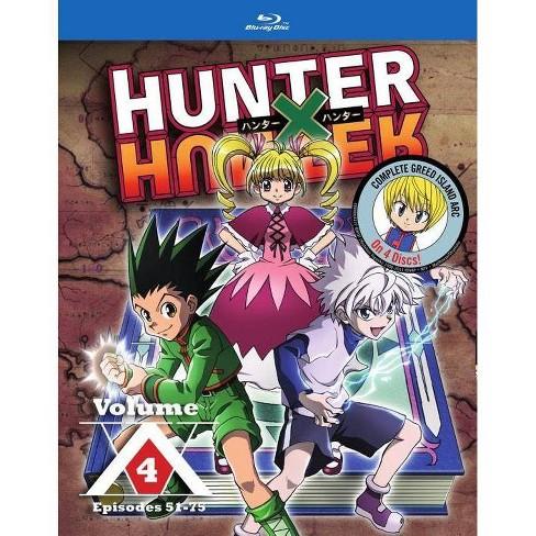 Hunter X Hunter: Collection 4 (Blu-ray) : Target