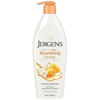 Jergens Nourishing Moisturizer - Honey - 16.8oz