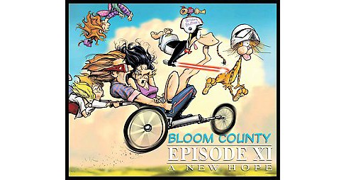 Bloom County : A New Hope (Paperback) (Berke Breathed) - image 1 of 1