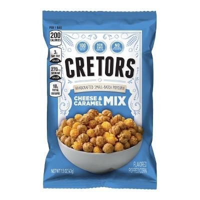 G.H. Cretors The Mix Popped Corn - 1.5oz