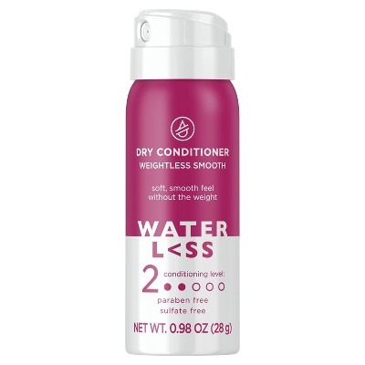 Waterless Dry Conditioner Weightless Smooth - 0.98oz