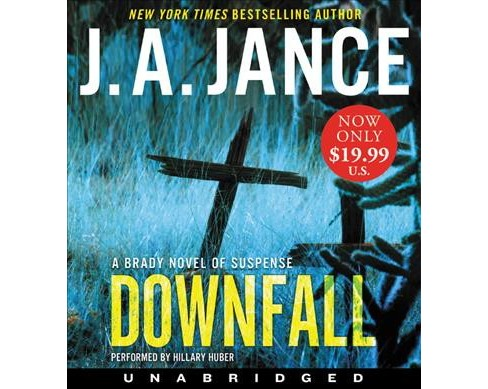 Downfall (Unabridged) (CD/Spoken Word) (Judith A. Jance) - image 1 of 1