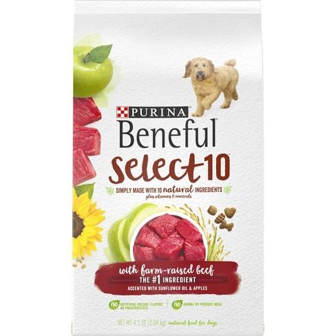Beneful Select Dry Dog Food Beef Flavor - image 1 of 4